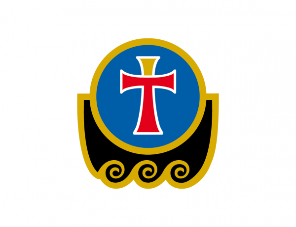 """©Gabriele Stautner, ARTIFOX: Logoentwurf zum Festakt """"1000 Jahre Christianisierung Islands"""" im Jahr 2000"""