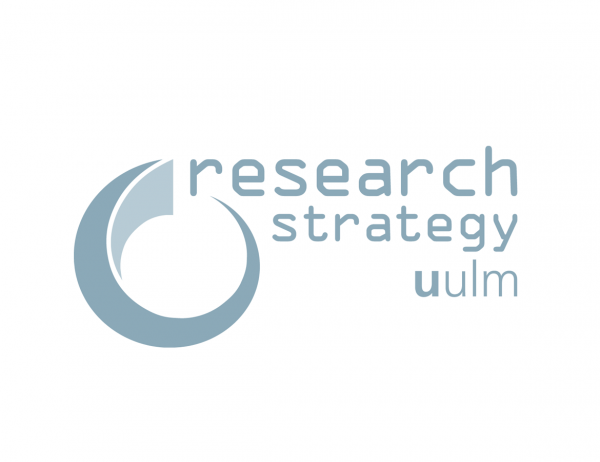 Research Strategy at Ulm University, designed by Gabriele Stautner, Artifox Communication Design 2018
