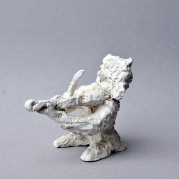 Skulptur: der Geiger, © Gabriele Stautner, ARTIFOX